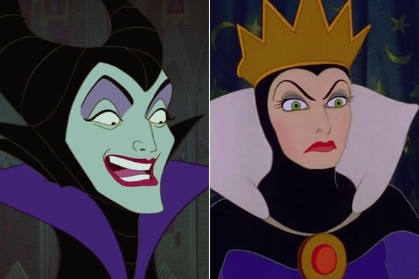 Maleficent V Evil Queen 20 Crossover Movie Fights That