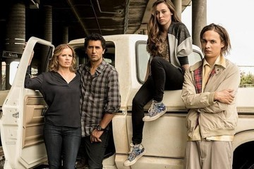 5 Things We Learned from the Cast of 'Fear the Walking Dead'