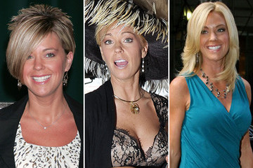 The Evolution of Kate Gosselin's Reality Mom Look