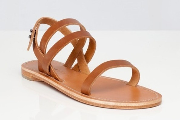 StyleBistro STUFF: Everlane's Strappy-But-Not-Too-Strappy Summer Sandals
