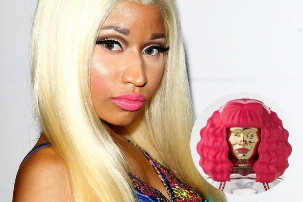 Nicki Minaj is Releasing a New Fragrance Called Minajesty