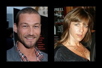 Andy Whitfield Dating History