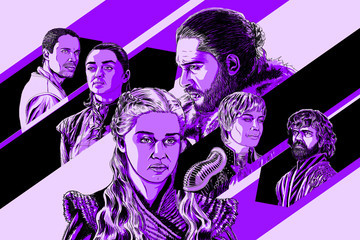 Week 4 Iron Throne Power Rankings: The Mad Queens Face-Off