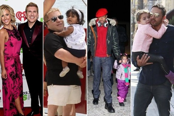 Reality TV's Top Dads