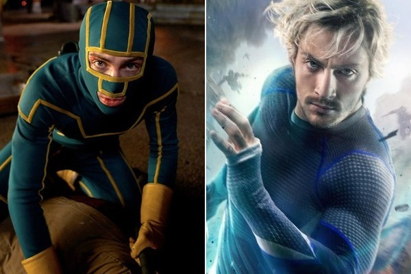Aaron Taylor-Johnson - Actors Who Have Played Two Superheroes - Zimbio