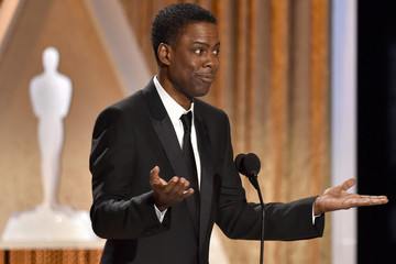Chris Rock's Hosting the Oscars: Watch His Opening Monologue from 2005