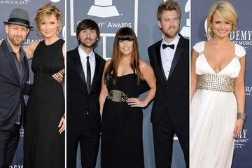 2011 ACM Award Winners