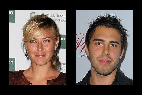 Sharapova dating history