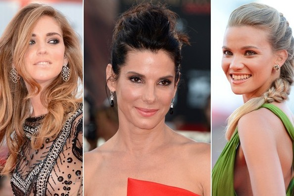 Beauty Showdown: Who Had The Best Look at the 'Gravity' Premiere?