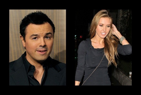 Seth MacFarlane was rumored to be with Audrina Patridge