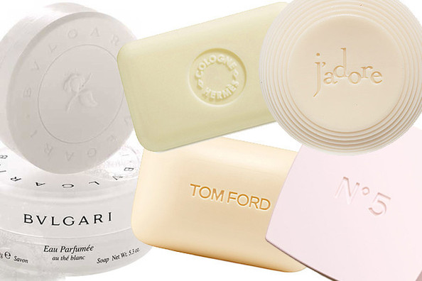 Lather Up Lavishly: 5 Designer Scented Bar Soaps