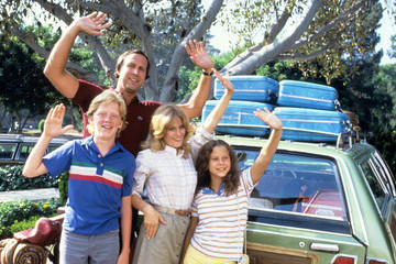 The Cast of 'National Lampoon's Vacation' Then & Now