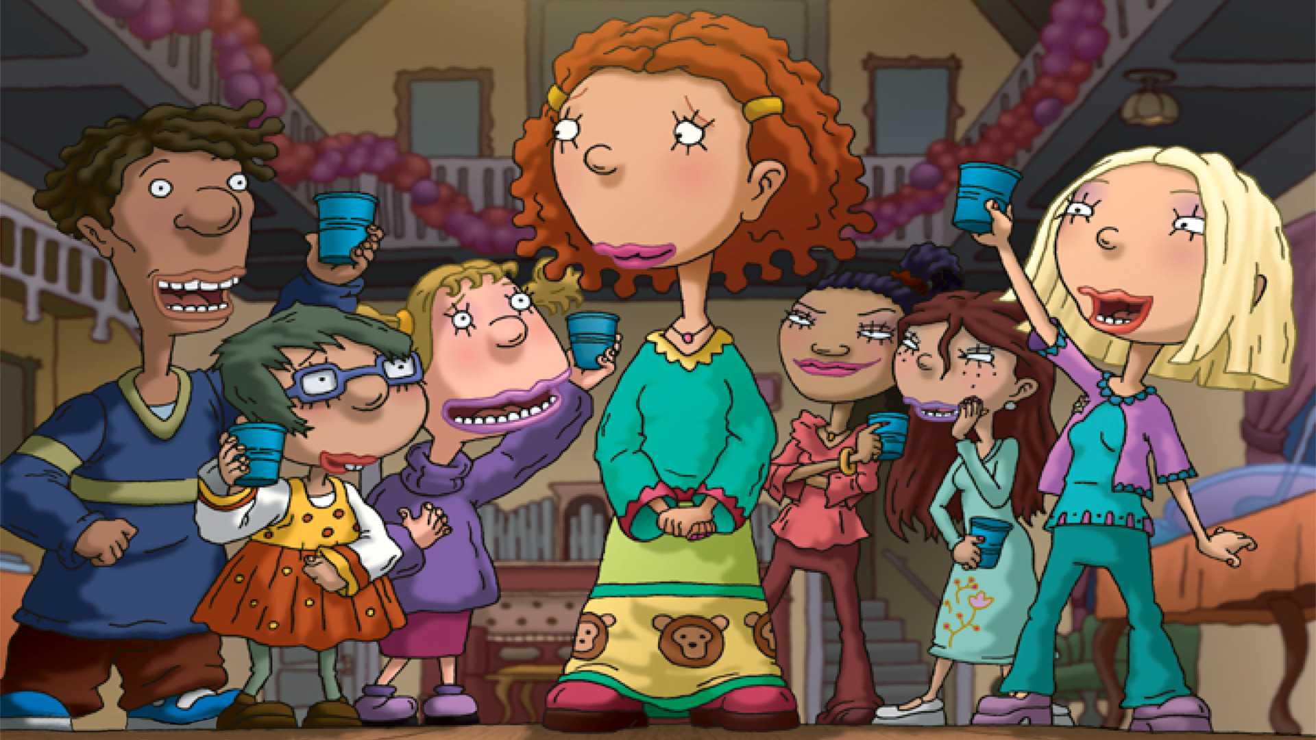 'As Told By Ginger' Is Coming Back: Nickelodeon Announces 2017 Reboot