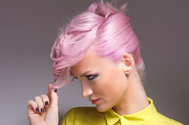 So I Dyed My Hair Pink, Now What? - Beauty Ideas - Livingly