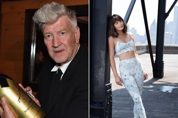 David Lynch's Latest Adevnture: Yoga Wear Collab