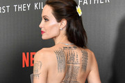 Celebrities Who Declared Their Love With Tattoos