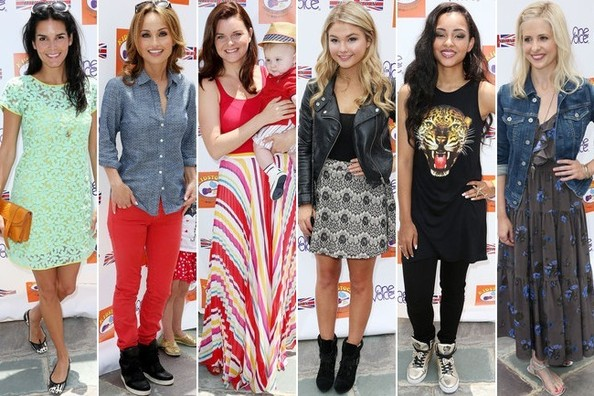 Best Dressed at the Kidstock Music & Art Festival - Vote For Your Favorite Look!