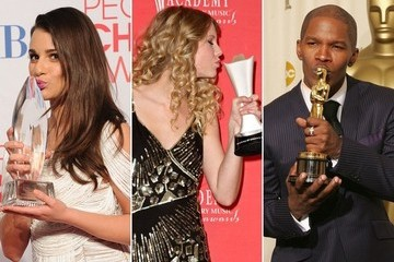 Pucker Up - Stars Kissing Trophies