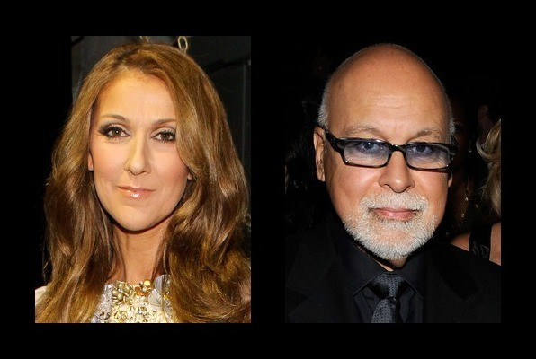 Celine Dion is married to Rene Angelil