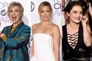 Celebrities Shine at the 2016 People's Choice Awards