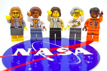 Lego Is Officially Blasting Off the Glass Ceiling With Its New 'Women of NASA' Set