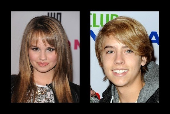 Debby Ryan is dating Cole Sprouse