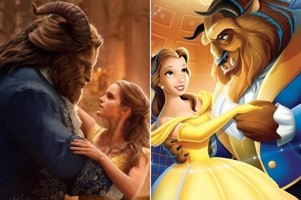 How the Live Action 'Beauty and the Beast' Is Different from the Animated Movie