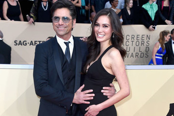 John Stamos And Caitlin McHugh Welcome A Baby Boy
