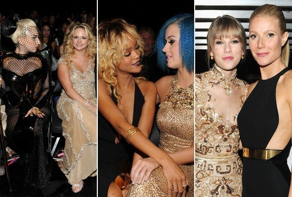 Best Backstage and Audience Photos from the 2012 Grammy Awards