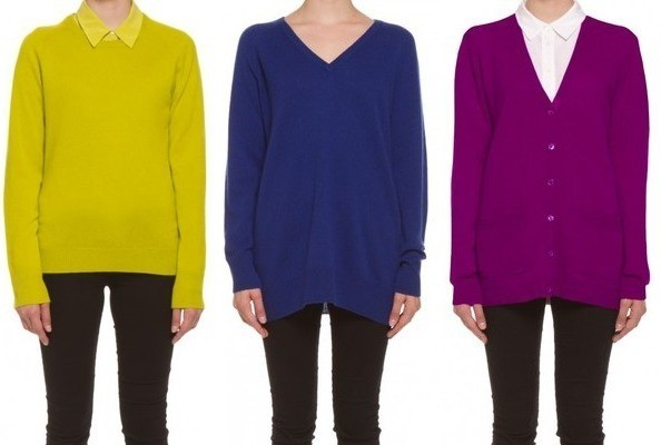 Equipment Launches Cashmere Sweaters