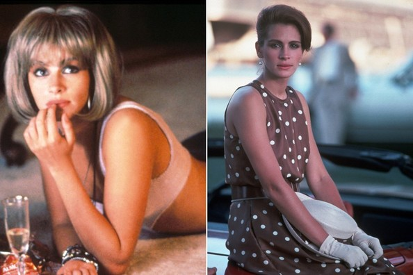 Pretty Woman 1990 The Before Afters Of Hollywood S Best Makeover Movies Zimbio