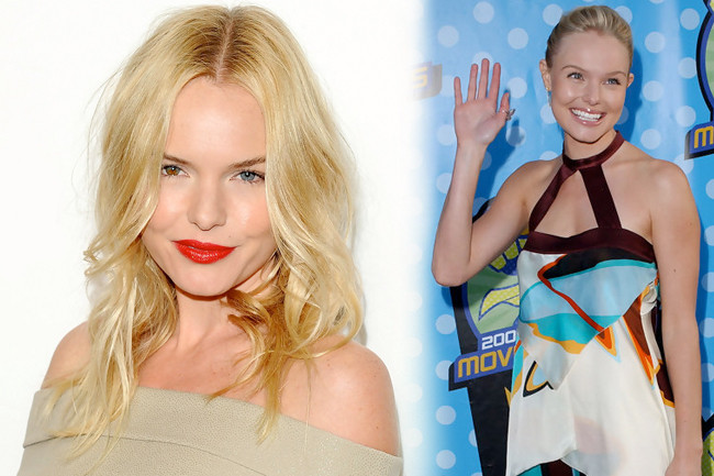 Fashion Flashback: Kate Bosworth Then & Now