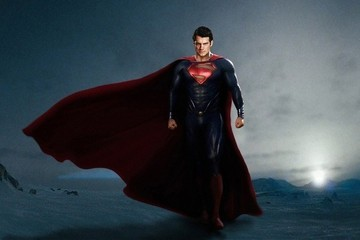 Watch Superman & General Zod Battle It Out in Latest 'Man of Steel' Trailer