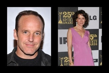 Clark Gregg Dating History