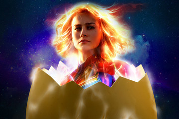 'Captain Marvel' Easter Eggs And References You May Have Missed