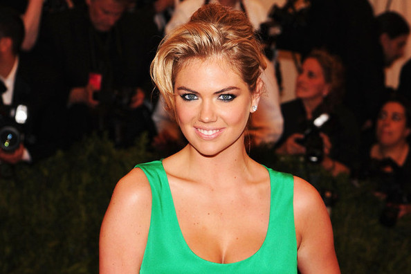 Victoria's Secret Decides Kate Upton Isn't 'Too Obvious' After All