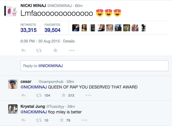 Nicki Minaj and Taylor Swift Perform Together at VMAs, Prove Their Friendship Is Bigger Than Twitter