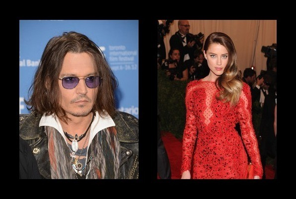 Johnny Depp is engaged to Amber Heard