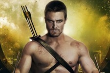 Giveaway & Exclusive Behind-the-Scene Clip: 'Arrow'