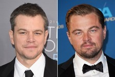 Matt Damon Jokes About Leonardo DiCaprio's Harrowing 'Revenant' Stories