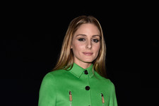 Olivia Palermo Goes Green