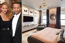 John Legend and Chrissy Teigen's New York Apartment