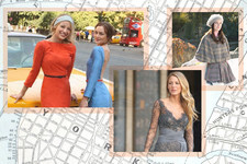 The Most Stylish New York Moments on 'Gossip Girl'