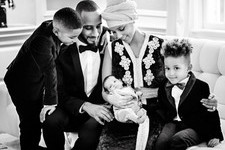 See the First Picture of Alicia Keys' Son Genesis