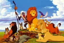 Can You Name All of the 'Lion King' Characters?