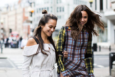 The Best Street Style at London Fashion Week