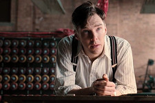First Look: Benedict Cumberbatch Is Alan Turing in 'The Imitation Game'