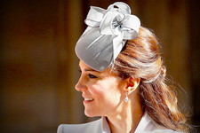 The Many Half Updos of Kate Middleton