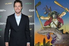 Stephen Amell Will Play Casey Jones in Next 'Ninja Turtles' Movie