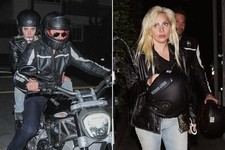 Lady Gaga and Bradley Cooper Are the Epitome of Badassery on a Ducati